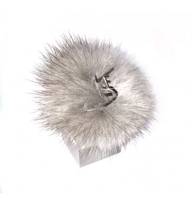 MINK FUR RING IN TAUPE