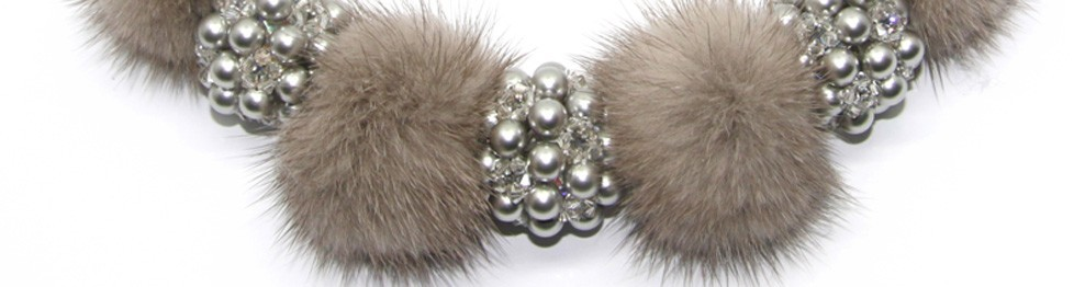 Fur Necklaces